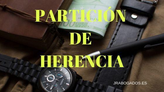particion.de.herencia
