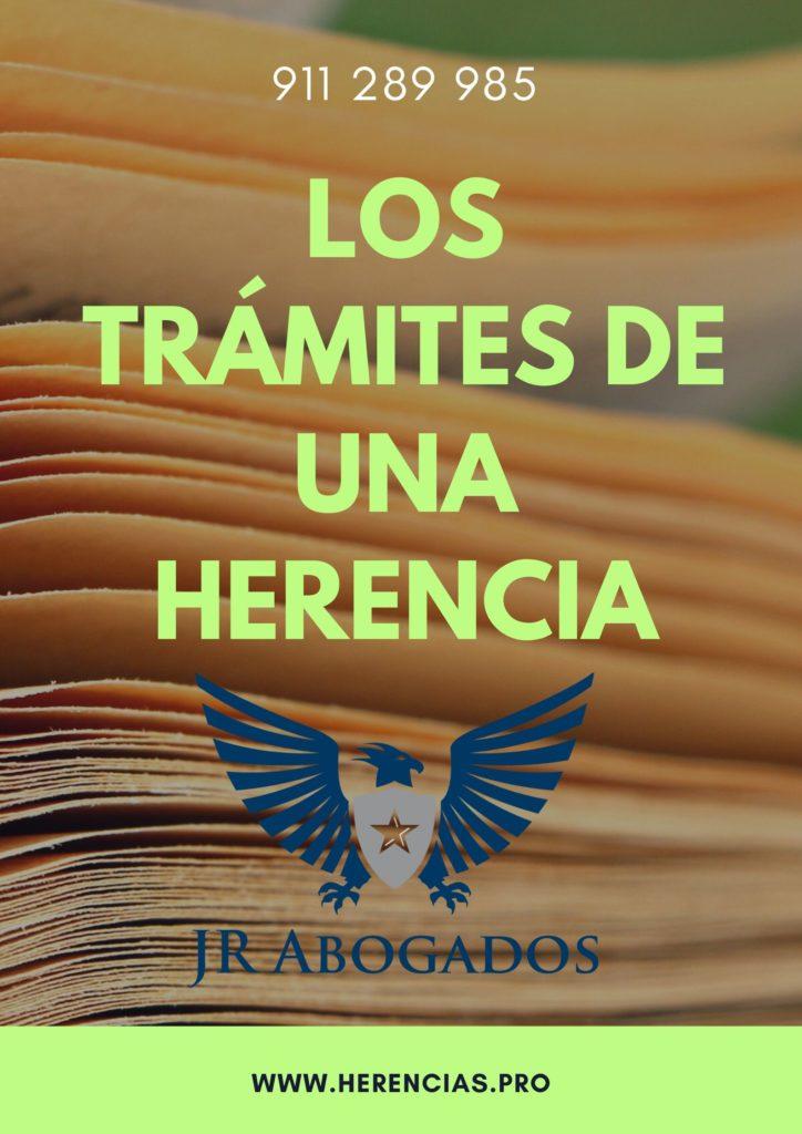 Los tramites de una herencia en Alcalá de Henares