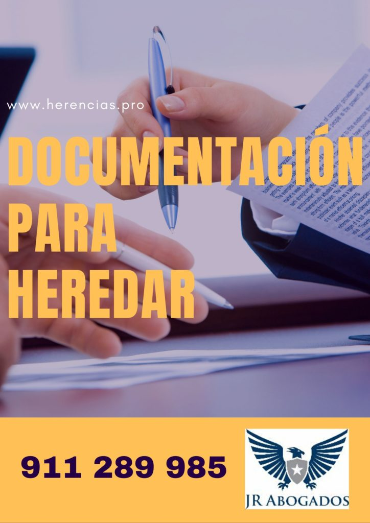 Documentación para herencias